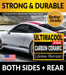 Ucd Precut Auto Window Tinting Tint Film For Ford Crown Victoria 09-10