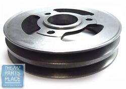 1965-68 Chevrolet Cars 396/425 L-72/427 - Cast Iron Pulley - Gm 3863108