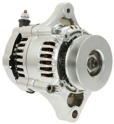 New Chevy 60a Mini Alternator 8162 Winters And Richmond Rear Ends 1 Wire 12180se-c