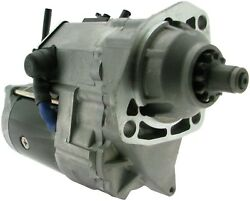 New Starter Replaces Re69704 Re501294 228000-4630 Re501298 Fits John Deere