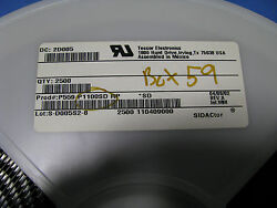 Teccor D Rated Sidactor Tvs Do-214aa Part P1100sd 2500 Pc Tape And Reel