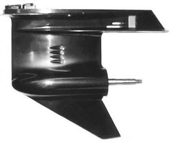 Remanufactured Johnson/evinrude 88-140 Hp V4 Small Housing Lower Unit 1978-1998