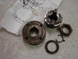 1926 1927 Willyand039s Knight Misc. Generator Parts