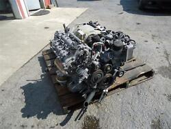 11 12 Mercedes Benz E350 Engine, Awd Wagon And Sedan, Long Block Only