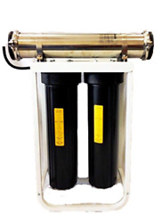 Premier Whole House Hydroponic Reverse Osmosis Water Filter System 1000 GPD