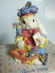 The Patchville Bunnies, Ahoy Mates, New, Nice Easter Decoration Or Gift