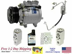 2005-2006 Expedition / Navigator 5.4l With Rear A/c A/c Ac Compressor Kit