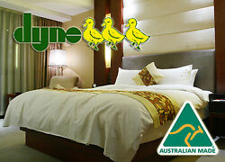 Dyne Exclusive Supa King Quilt Doona - 90 Goose Down - Australian Made - 6bl Ch