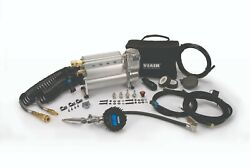 Viair 105 Psi Automatic Deployment Air Compressor Kit W/ Tank For Tire Inflation