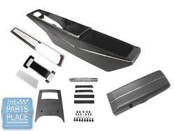 1971-72 Chevrolet Chevelle Console Kit With Shifter And Cable - Th