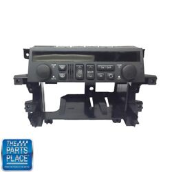 97-99 Cadillac Catera Air Conditioning / Heater Control Gm 9105110 / 15-72541