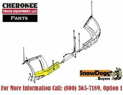 Snowdogg/buyers Products 16122420, Expanding Wing Frame, Driver's Side