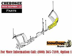 Snowdogg/buyers Products 16122430, Expanding Wing Frame, Passenger's Side