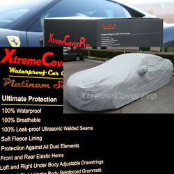 2012 2013 2014 2015 Lincoln Mkx Waterproof Car Cover W/mirrorpocket Grey
