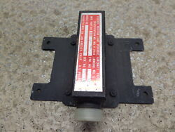 Aircraft Aviation Military Gaudette Position Light Flasher 8100mil-f-7414 N.o.s.