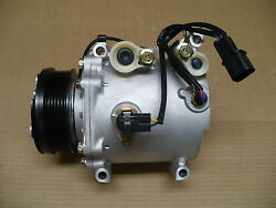 AC AC COMPRESSOR with clutch FITS: 2001-2005 SEBRING  STRATUS (3.0L COUPE'S)