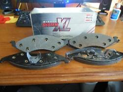 Nos Front Disc Brake Pads For 1992 - 1986 Ford Taurus And Mercury Sable Apps.