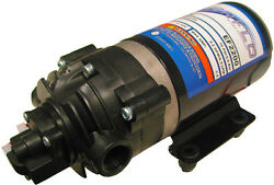 Everflo 12 Volt 2.2 Gpm Diaphragm Water Transfer Pump For Motorhomes / Trailers