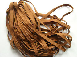 10 Meters Brown Silk Tsuka-ito For Japanese Sword
