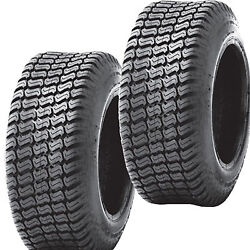 2 26x12.00-12 26/12.00-12 Riding Lawn Mower Garden Tractor Turf Tires P332 4ply