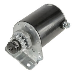 Starter For New Holland For Briggs And Stratton Engine 14 Teeth Drive Bs693551