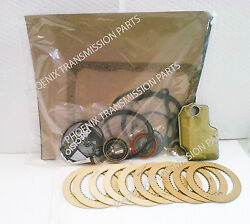 FMX Transmission Rebuild Kit with Clutches and Filter1968 1981 Ford $84.85