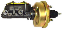 1947-54 Chevy Car Universal Power Brake Booster For Frame Mount