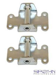 Solid Motor Mounts - Sbc And Bbc Engines   1982-1992 Gm F-body And 1978-1987 G-body