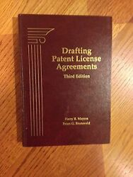 Drafting Patent License Agreement 3rd Edition