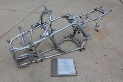 1999 Or Newer Frame Yamaha Banshee A-arm -straight Free Ship Includes Paperwork