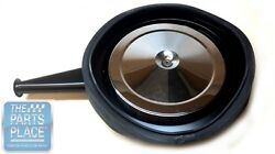 1967-69 Camaro Cowl Induction Air Cleaner Package With Chrome Lid Oe Early Style