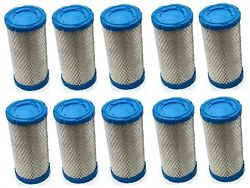 10 New Air Filters Cleaners For Bobcat Skid Steer Mini Track Loader Excavator