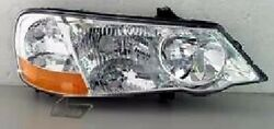 Right Side Replacement Headlight Assembly For 2002-2003 Acura Tl