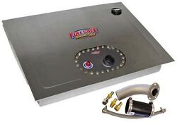 Fuel Safe 67-68 Mustang Tank W/remote Stock Fill Kit And Sender16 Gallon Cell