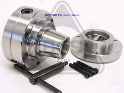 Bostar 5c Collet Lathe Chuck Closer With Semi-finished Adp.2-1/4 X 8 Thread