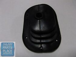 64-66 Chevrolet Impala Shift Boot - 4 Speed Lower Ss With Or Without Console