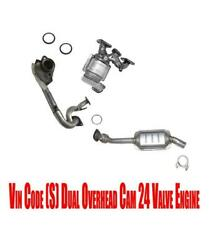 Fits Ford Taurus 3.0l Dohc 24v 00-04 Manifold Front And Rear Catalytic Converters