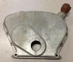 1927 Willy's Knight Model 70 Front Engine Timing Gear Cover - Aluminum - Nice