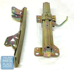 1962-64 Gm Full Size Cars Bucket Seat Track - Right Side