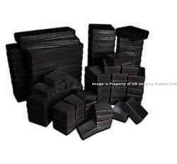 Black Swirl Cotton Filled Jewelry Gift Boxes for Sales Display or Packaging $69.99