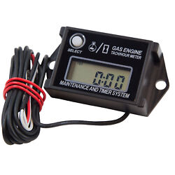 Like Tiny Tach Digital Tachometer And Hour Meter Adjustable And Resettable Job Timer