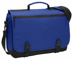 Port Authority Business Top Carrying Handle Buckle Closure Briefcase. BG304 $21.24