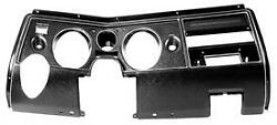 Chevy Chevelle El Camino Dash Assembly With Astro Ventilation 69 1969