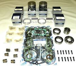 New Johnson/evinrude 200-225 Hp Looper 6-cyl Powerhead [1993 And Up] Rebuild Kit
