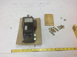 General Electric 0549d0497 G-1 Tripping Device 1600a Be Type Ec-2a 1b-3. Nos