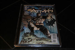 Batman 2 New 52 Variant 4x Signed By Capullo Lee Glapion And Van Sciver.
