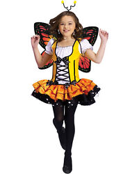 Morris Costumes Girls Beautiful Butterfly Princess Costume 12-14. FW122162LG
