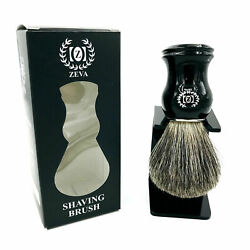 Brand New Hand Made Pure Badger Hair Shaving Brush For Him Free Shipping Usa