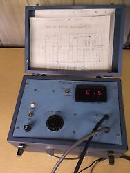 Dash Pot Tester And Calibrator Eugene Dietzgen Tested Free Shipping