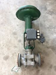 FISHER CONTROLS TYPE 667 SIZE 60 ACTUATOR, BODY TYPE Z SIZE 3
